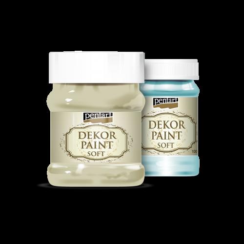 Dekor paint soft 100/230 ml - KreatívHobbyLabor.hu