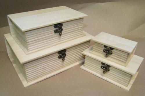 Könyv alakú doboz szett - KreatívHobbyLabor.hu