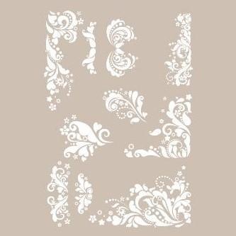 Cadence stencil - KreatívHobbyLabor.hu