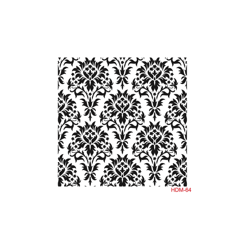 Cadence stencil 25x25 cm - KreatívHobbyLabor.hu