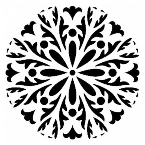 Cadence stencil 22 cm - KreatívHobbyLabor.hu