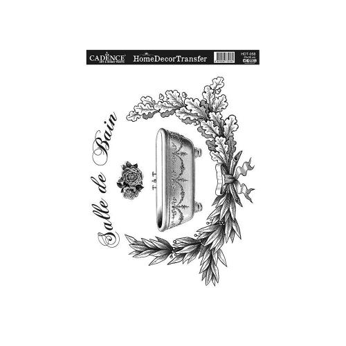 Cadence Home Dekor Transzfer fólia - KreatívHobbyLabor.hu
