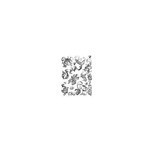 Cadence Rub-on dekor transzfer