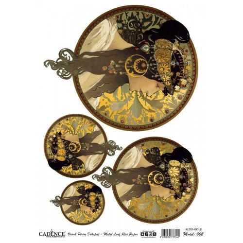 Cadence rizspapír  - KreatívHobbyLabor.hu