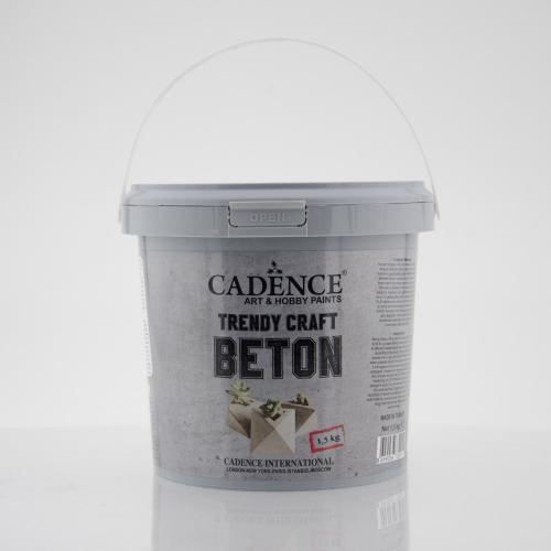 Cadence kézműves betonpor 1,5 kg - KreatívHobbyLabor.hu