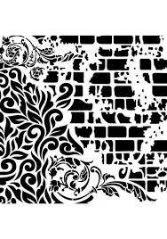 Cadence stencil GCSS-005 25x25 cm - KreatívHobbyLabor.hu