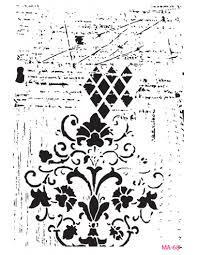 Cadence stencil MA-68 A/4 - KreatívHobbyLabor.hu