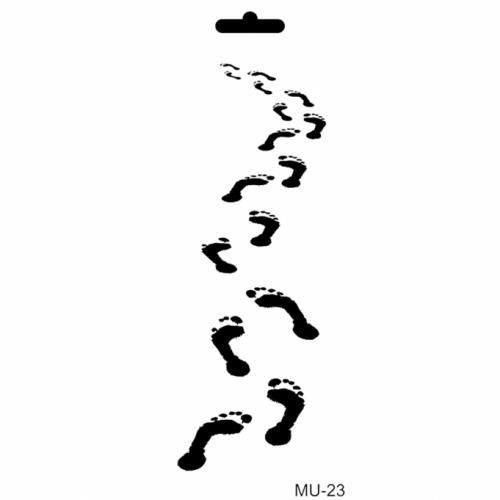 Cadence stencil MU-23 10x25 cm - KreatívHobbyLabor.hu