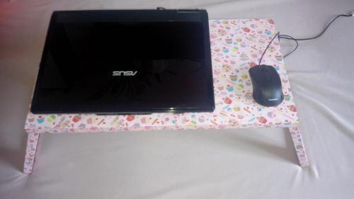 Muffinos laptop tartó - KreatívHobbyLabor.hu
