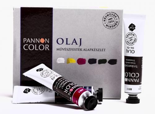 Pannoncolor olaj festék - KreatívHobbyLabor.hu
