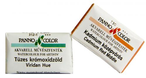 Pannoncolor akvarell festék - KreatívHobbyLabor.hu